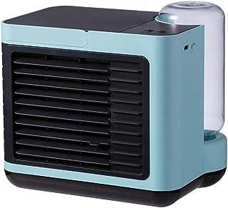 POWM Ventilador EléCtrico Sin Hojas RefrigeracióN Y Aire Acondicionado Ion Negativo PequeñO Ventilador EléCtrico Carga USB PortáTil Oficina Muda