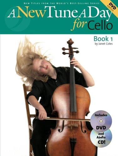 A New Tune a Day for Cello: Book 1