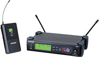Shure SLX14 Instrument Wireless System, G5