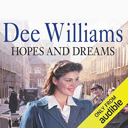 Hopes and Dreams audiobook cover art