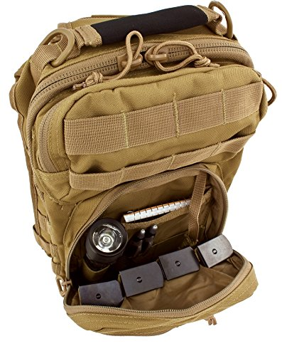 Red Rock Outdoor Gear Rover Sling cheap CCW Pack with MOLLE