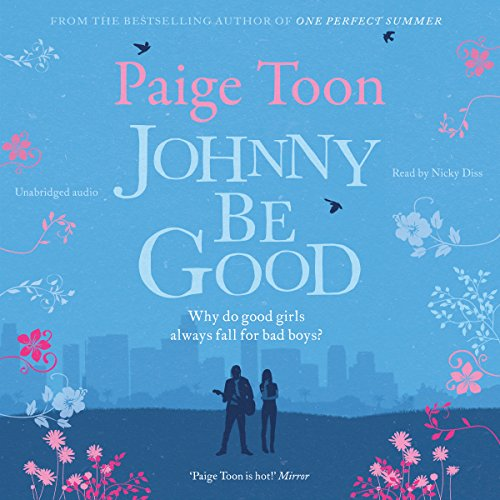 Johnny Be Good audiobook cover art