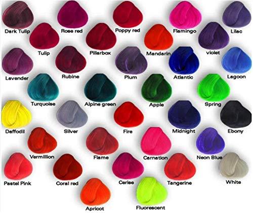Haarfarbe-Tube, aus der Directions-Reihe, Farbe frei auswählen, 6 Stück