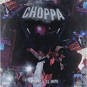 Choppa (feat. Lil Maru)