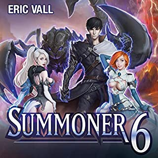 Page de couverture de Summoner 6