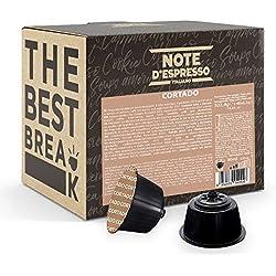 Pack de 48 cápsulas para cortado Note d'Espresso