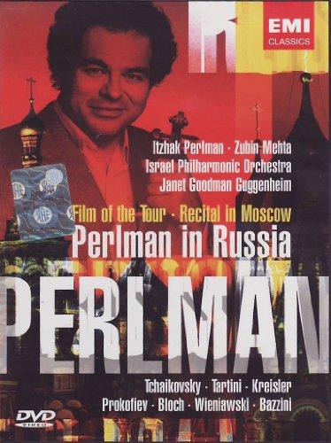 Perlman in Russia