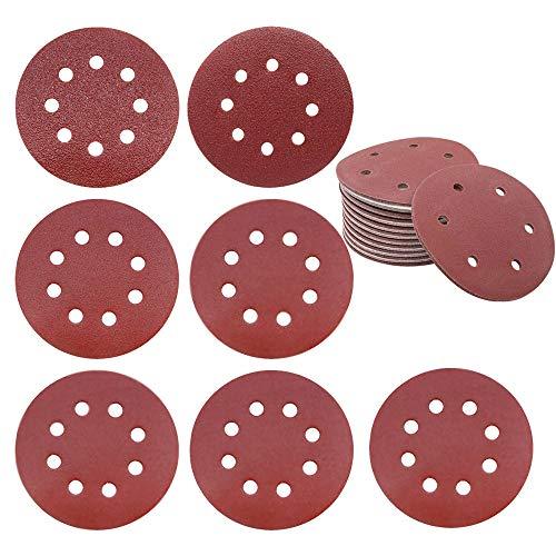 Discos De Lija Con Velcro 3m