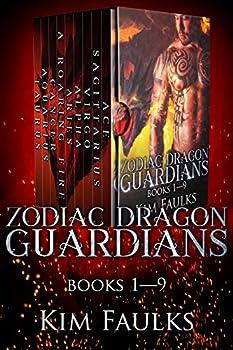 Zodiac Dragon Boxset  Books 1-9  Zodiac Dragon Guardians