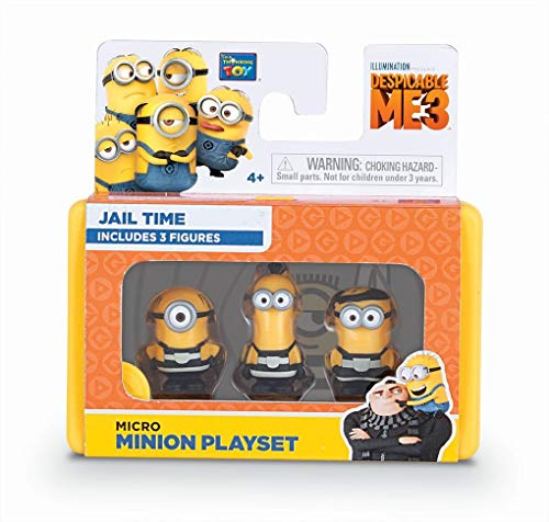 MTW Toys 20200 - Spielfiguren Set in Box, Ich - Einfach unverbesserlich 3, 3 teilig