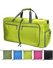 Grote reistas, 85 liter, lichte opvouwbare reis-bagage, plunjezak, handbagage, duffeltas, weekendtas