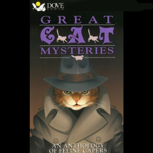 Great Cat Mysteries audiobook cover art