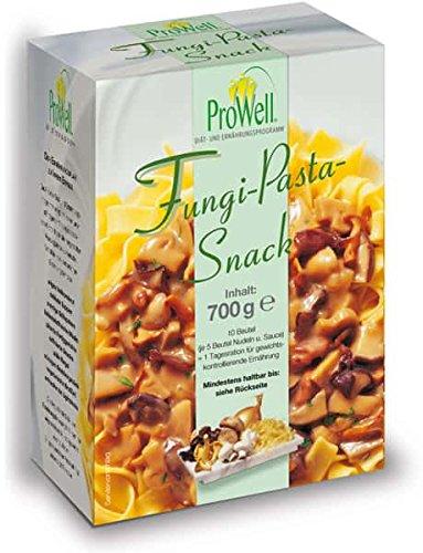 ProWell Diät- und Ernährungsprogramm - Fungi-Pasta-Snack - 700 g (5 Portionen)