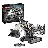 LEGO Technic Set de Construction la Pelleteuse Liebherr R 9800, 42100, 4108 Pièces