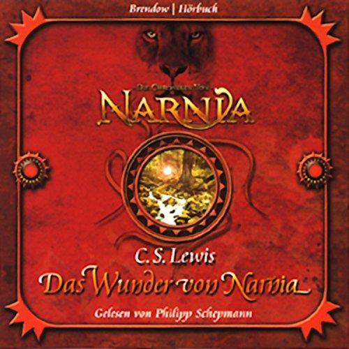 Das Wunder von Narnia audiobook cover art