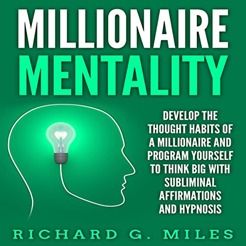 Millionaire Mentality audiobook cover art