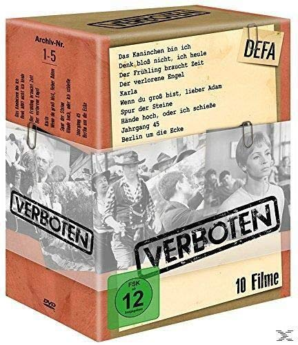 Verboten - Box 1 (10 DVDs)