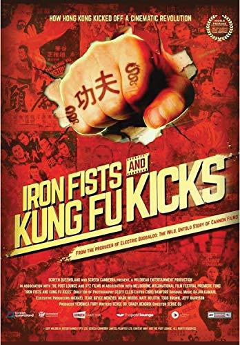 Dvd - Iron Fists & Kung Fu Kicks [Edizione: Stati Uniti] (1 DVD)