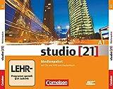 Studio 21 a1 Pack CD-DVD+AudioLibro: Medienpaket mit CD und DVD zum Deutschbuch