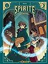 Spirite, tome 1 : Tunguska par Mara