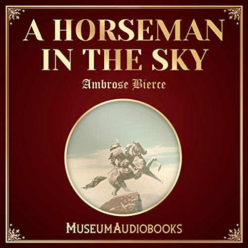 A Horseman in the Sky audiobook cover art
