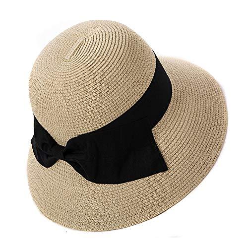レディース麦わら帽子