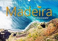 Madeira Impressionen (Wandkalender 2022 DIN A3 quer): Stimmungsvolle Eindruecke der portugiesischen Vulkaninsel (Monatskalender, 14 Seiten )