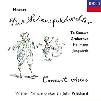 Mozart: Der Schauspieldirektor; Arias