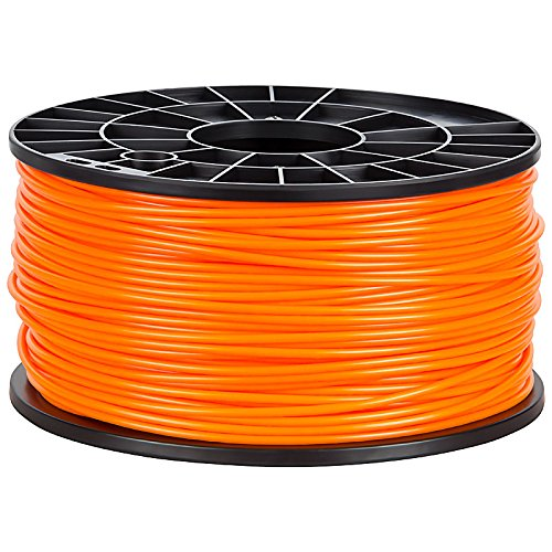 NuNus 3D Drucker/Printer ABS Filament 3mm 1KG orange für MakerBot RepRap MakerGear Ultimaker uvm.