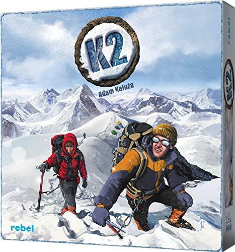 Rebel Sp. z o.o. REB00311 - Brettspiele, K2