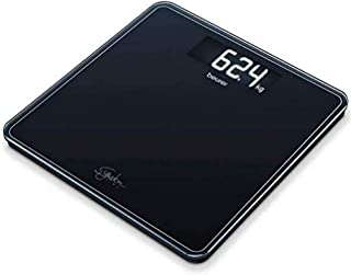 Beurer GS 400 Digital Bathroom Scale, Black