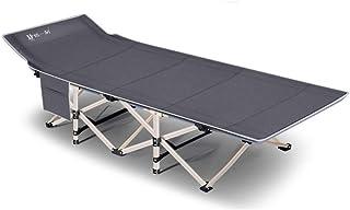 Lit pliant Lit de camping de pêche pliant ultra-léger dormir portable sac à dos tente lit bébé meubles d'intérieur polyval...