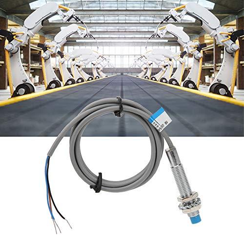 Interruptor de proximidad, detección automática del sensor de proximidad 1.12m / 3.7 pies de cobre 300mA