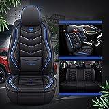 Fundas Asientos Coche Universales para Nissan Qashqai J10 J11 Juke X Trail T32 Navara D22 Blatt Tiida Np300 Versa Murano Tritt Dualis Livina Sunny Accesorios Coche-Color 1