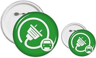 Big Plug Kit de création de badges et boutons pour véhicules énergétiques