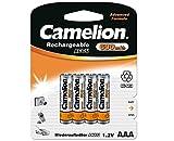 4X Camelion AAA Akkus 600mAh für Telefon Siemens Gigaset S810 S810A S810H SX810 A400a Duo SX455 S45 S670 S675 SX670 SX675 S455 S645 SX450