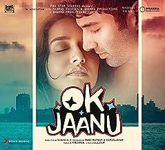 OK JAANU (AUDIO COMPACT DISC)