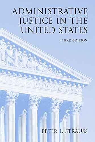 Download Administrative Justice in the United States 1611636566