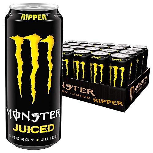 Monster Energy Juiced Ripper, EINWEG Dose (24 x 500 ml)
