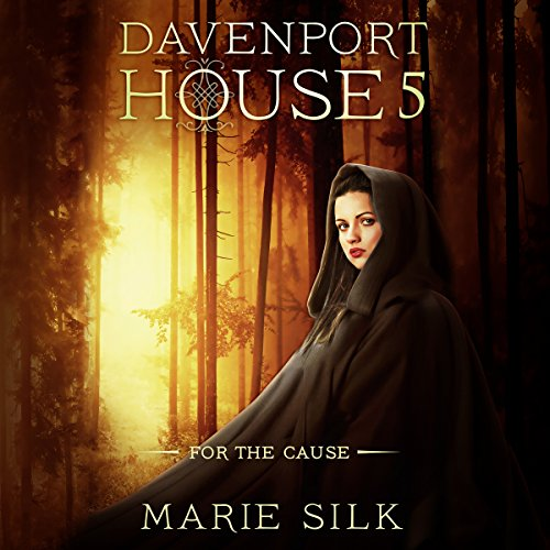 Davenport House 5     For the Cause              By:                                                                                                                                 Marie Silk                               Narrated by:                                                                                                                                 Allyson Voller                      Length: 4 hrs and 34 mins     1 rating     Overall 4.0