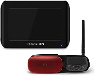 Furrion Vision S 7 Inch Wireless RV Backup System with 1 Rear Marker light Camera, Infrared Night Vision and Wide Viewing Angle - FOS07TASR