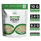 Eternae By Nature Shelled Hemp, 24 Oz - Non-Gmo, Gluten-Free - 10g of Protein, Omega-3 Ala & Omega-6 Ala - Salad, Smoothies, Cereals, Yogurt