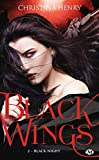 Black Night - Black Wings, T2 - Format Kindle - 5,99 €