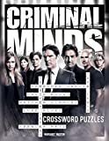 Criminal Minds Crossword Puzzles: Great Gifts For Criminal Minds Fans To Relax And Relieve Stress With Interesting Game