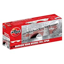 Airfix Buildings 1:72 -narrow Road Bridge Full Span