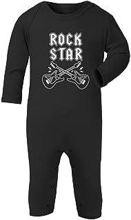 MoonWorks/® Baby Langarmshirt Babyshirt Baby Hardrock Heavy Metal Jungen M/ädchen Shirt