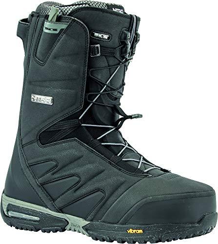 Nitro Snowboards Herren Select TLS '20 All Mountain Freeride Freestyle Premium Schnellschnürsystem Boot Snowboardboot