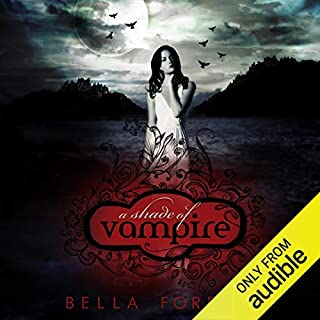 A Shade of Vampire, Book 1 audiobook cover art