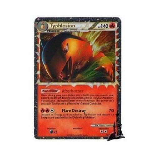 Pokemon HeartGold & SoulSilver Typhlosion HGSS09 Promo Card