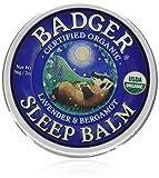 Badger - Sleep Balm, Lavender & Bergamot, Natural Sleep Balm, Scented Relaxing Balm for Children and...